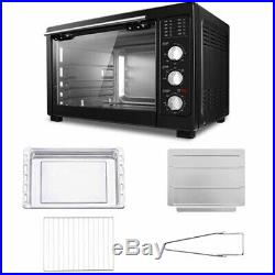 Brand New Electric Oven Benchtop Oven On Table 38L Bakery Toaste