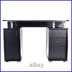 Computer Desk PC Laptop Table withDrawer Home Office Study Workstation 3 Colors
