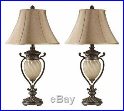Signature Design by Ashley L531914 Gavivi Table Lamp Set of 2