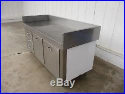 Stainless Steel 72 x 30 Bakers Prep Table/Work Table #3732